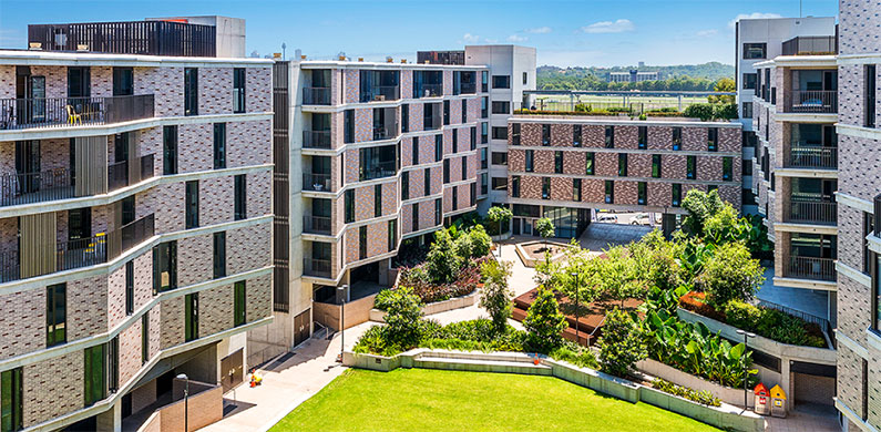 An accommodation portal for students at UNSW